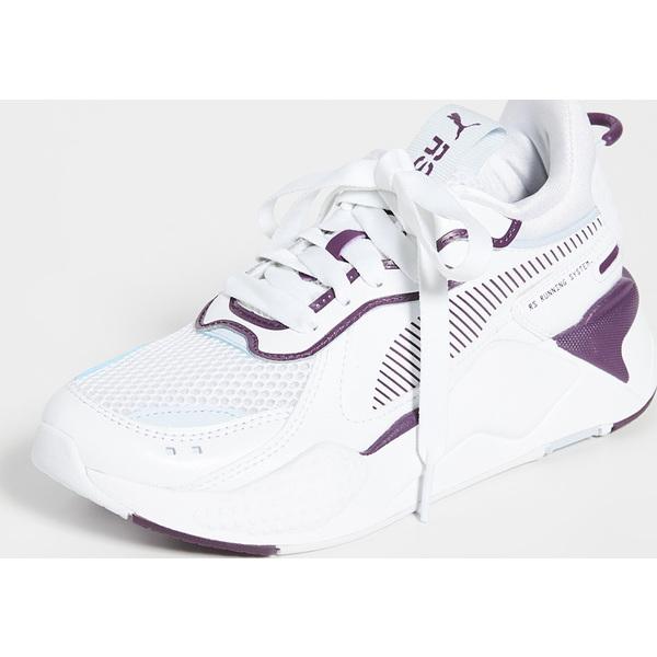 (取寄)プーマ RS-X サイファイ スニーカー PUMA RS-X Sci-Fi Sneakers White Grey Purple
