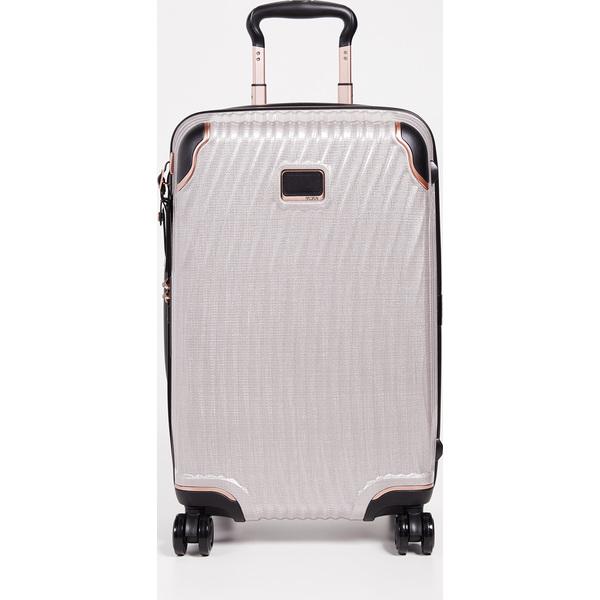 (取寄)トゥミ インターナショナル キャリー オン スーツケース Tumi International Carry On Suitcase Blush