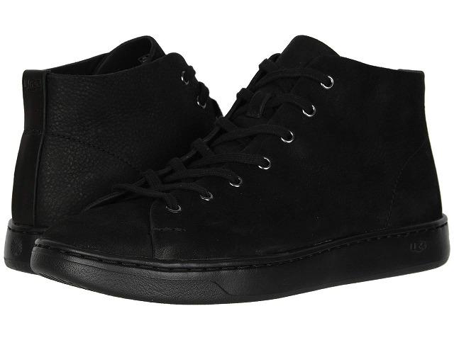 (取寄)アグ メンズ ピズモ スニーカー ハイ  UGG Men's Pismo Sneaker High Black TNL
