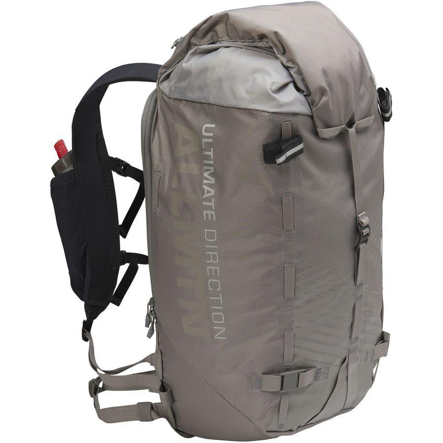 【マラソン ポイント10倍】(取寄)アルティメイト・ディレクション ユニセックス オール マウンテン 30L バックパック Ultimate Direction Men's All Mountain 30L Backpack Granite