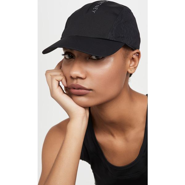 (取寄)アディダス バイ ステラ マッカートニー レディース ラン キャップ スネーク adidas by Stella McCartney Women's Run Cap Snake Black