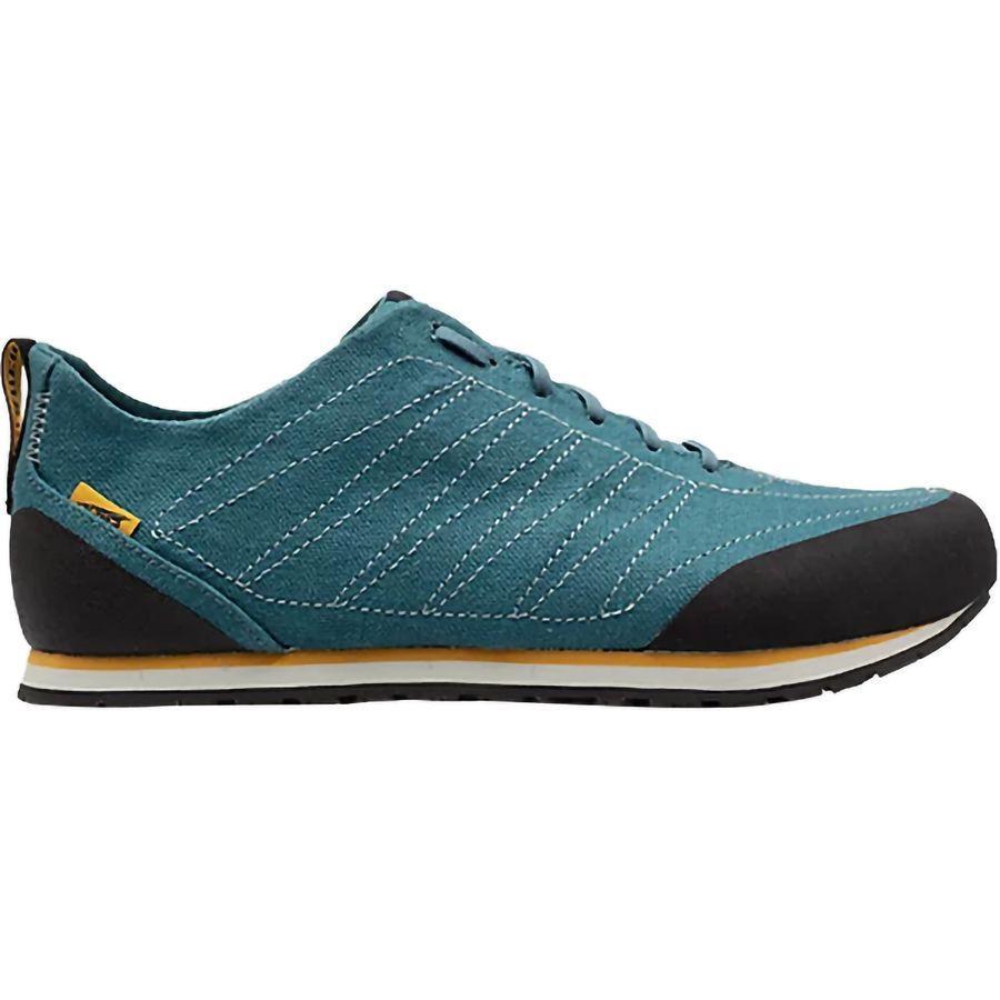 (取寄)アルトラ レディース ワーウィープ アプローチ シューズ Altra Women Wahweap Approach Shoe Teal/Yellow