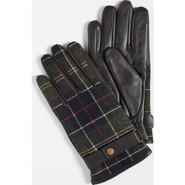 (取寄)バブアー ニューブロー グローブ Barbour Newbrough Gloves Classic