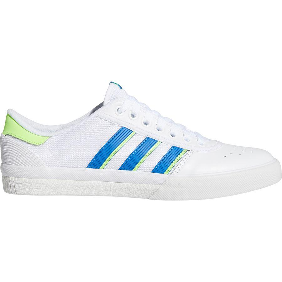 (取寄)アディダス メンズ ルーカス プレミア シューズ Adidas Men's Lucas Premiere Shoe Ftwr White/Glory Blue/Signal Green