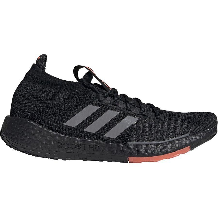 (取寄)アディダス メンズ パルスブースト HD ランニング シューズ Adidas Men's PulseBoost HD Running Shoe Running Shoes Core Black/Grey Three/Signal Red