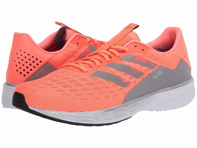 (取寄)アディダス メンズ ランニング SL20 ランニングシューズ adidas Men's Running SL20  Signal Coral/Dove Grey/Core Black