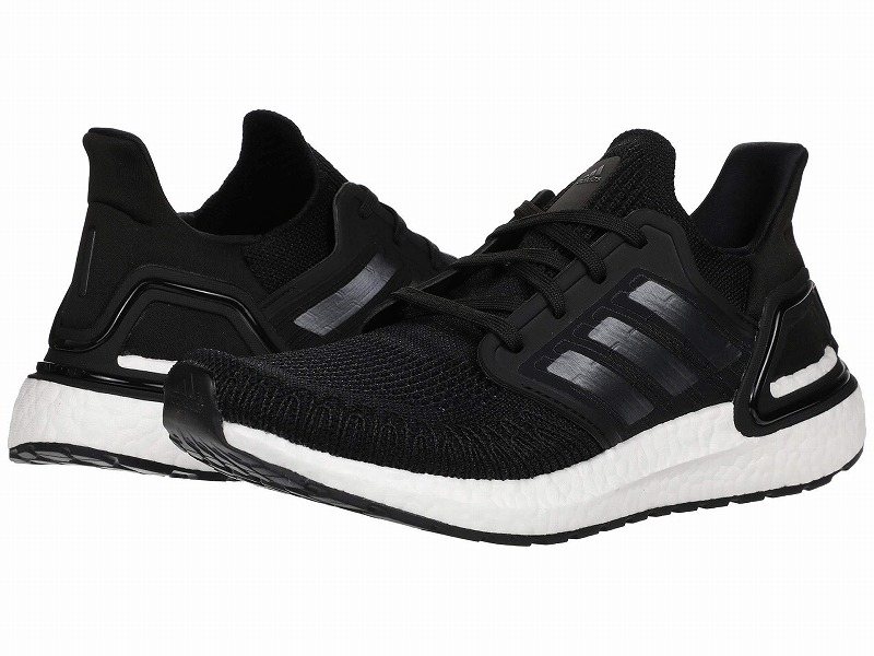(取寄)アディダス レディース ランニング ウルトラブースト 20 ランニングシューズ adidas Women Running Ultraboost 20 Core Black/Night Metallic/Footwear White