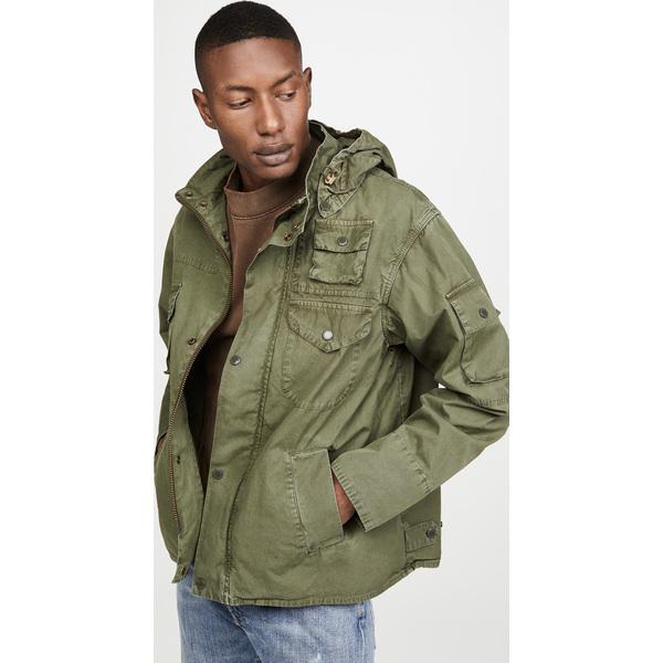 (取寄)バブアー x エンジニア ガーメンツ ウォッシュド コーエン カジュアル ジャケット Barbour x Engineered Garments Washed Cowen Casual Jacket Olive