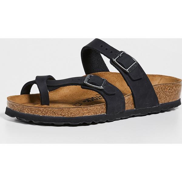 (取寄)ビルケンシュトック マリヤ サンダル Birkenstock Mayari Sandals Black