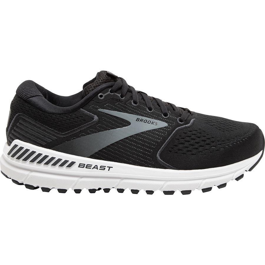 (取寄)ブルックス メンズ ビースト 20 ランニング シューズ Brooks Men's Beast 20 Running Shoe Running Shoes Black/Ebony/Grey
