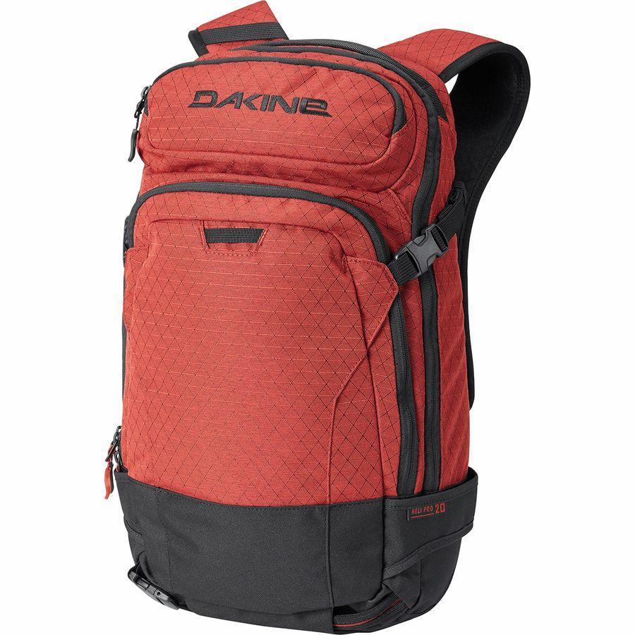 (取寄)ダカイン ユニセックス ヘリ プロ 20L バックパック DAKINE Men's Heli Pro 20L Backpack Tandoori Spice