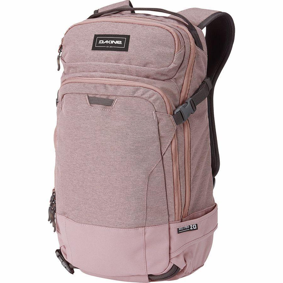 (取寄)ダカイン レディース ヘリ プロ 20L バックパック DAKINE Women Heli Pro 20L Backpack Woodrose