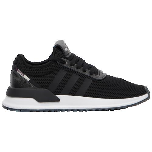 (取寄)アディダス レディース オリジナルス U_Path ラン Women's adidas Originals U_Path Run Black Purple Beauty White