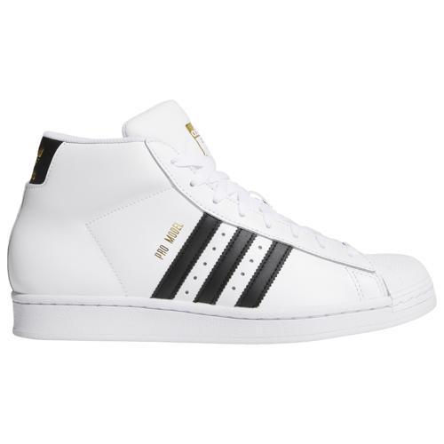 (取寄)アディダス メンズ シューズ オリジナルス プロ モデル Men's Shoes adidas Originals Pro Model White Black White