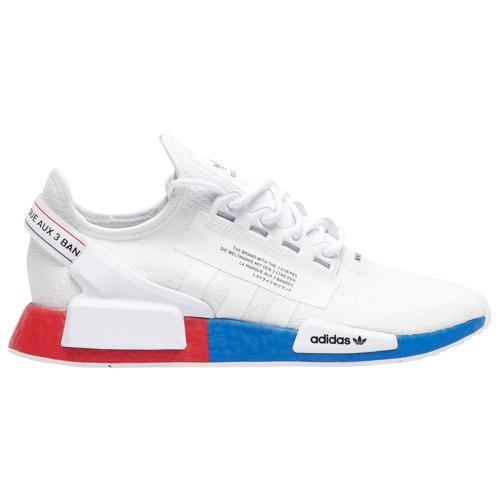 (取寄)アディダス メンズ シューズ オリジナルス NMD R1.V2 Men's Shoes adidas Originals NMD R1.V2 White White Lush Red