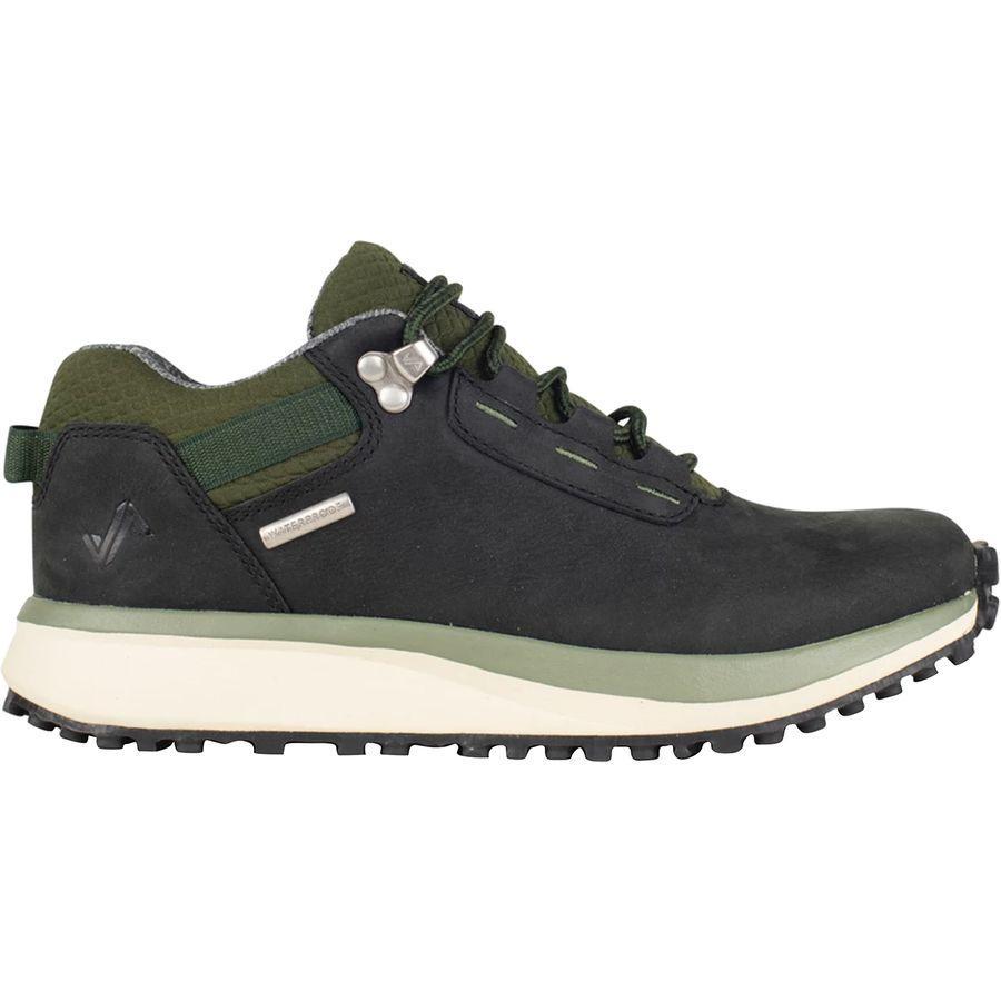 【マラソン ポイント10倍】(取寄)フォーセイク レディース レンジ ロウ シューズ Forsake Women Range Low Shoe Black/Olive2
