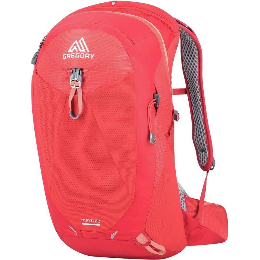 (取寄)グレゴリー レディース マヤ 22L バックパック Gregory Women Maya 22L Backpack Poppy Red