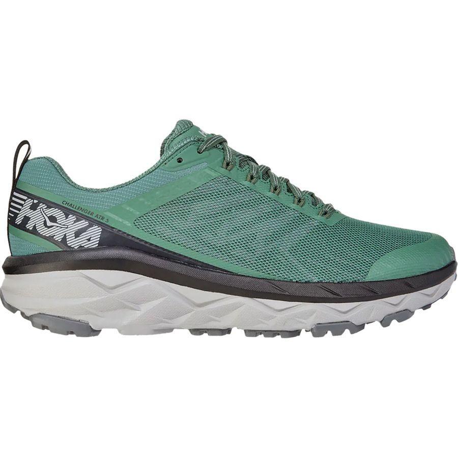 (取寄)ホカ オネ オネ メンズ チャレンジャー ATR 5 ランニング シューズ HOKA ONE ONE Men's Challenger ATR 5 Running Shoe Running Shoes Myrtle/Charcoal Gray