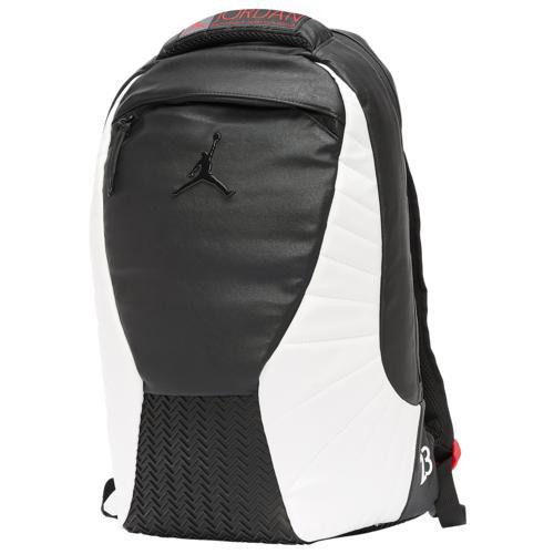 (取寄)ジョーダン レトロ 12 バックパック Jordan Retro 12 Backpack Black White