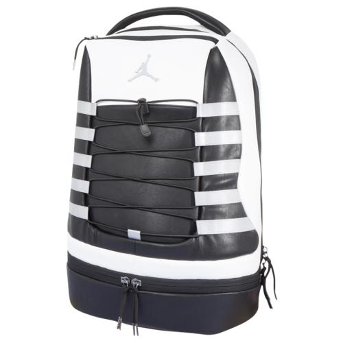 (取寄)ジョーダン レトロ 10 バックパック Jordan Retro 10 Backpack Summit White Black Wolf Grey