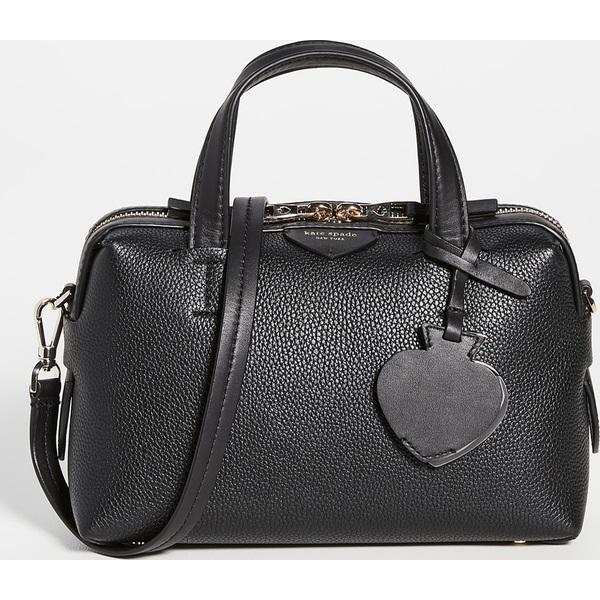 (取寄)ケイトスペード タフィー スモール サッチェル バッグ Kate Spade New York Taffie Small Satchel Bag Black