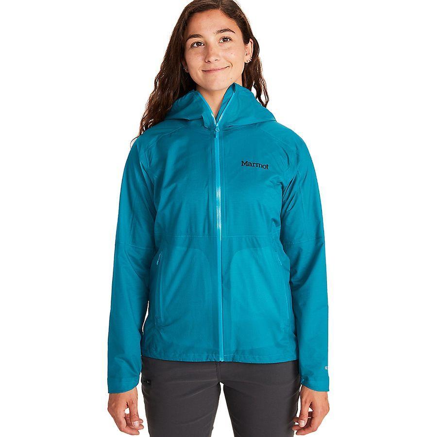 (取寄)マーモット レディース バンタムウェイト ジャケット Marmot Women Bantamweight Jacket Enamel Blue