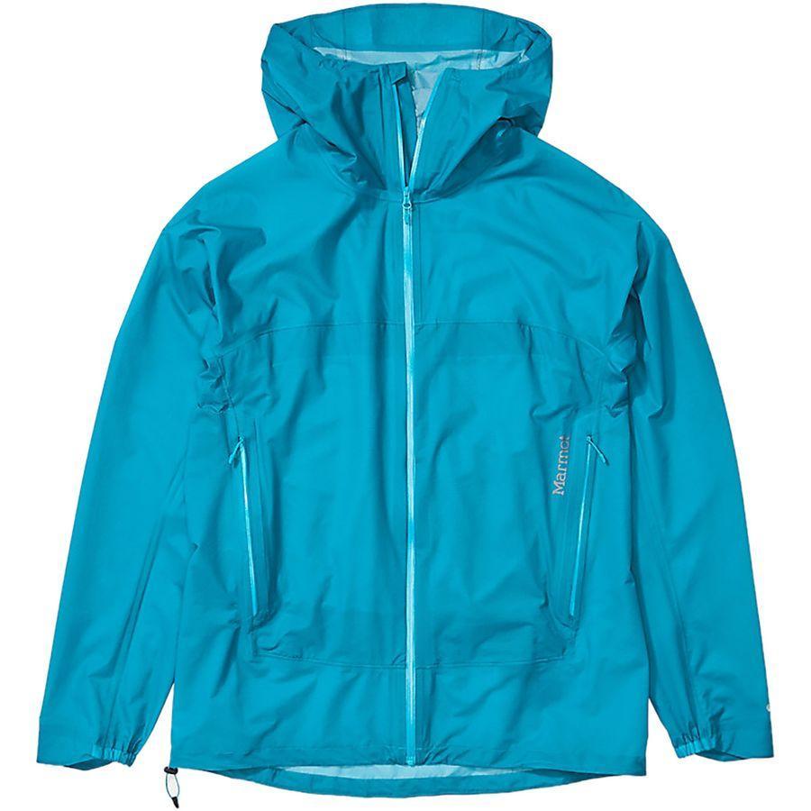 (取寄)マーモット メンズ バンタムウェイト ジャケット Marmot Men's Bantamweight Jacket Enamel Blue