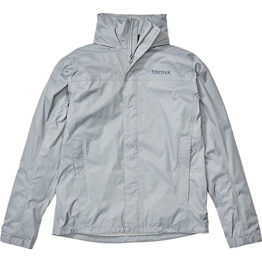 (取寄)マーモット メンズ PreCip エコ ジャケット Marmot Men's PreCip Eco Jacket Sleet
