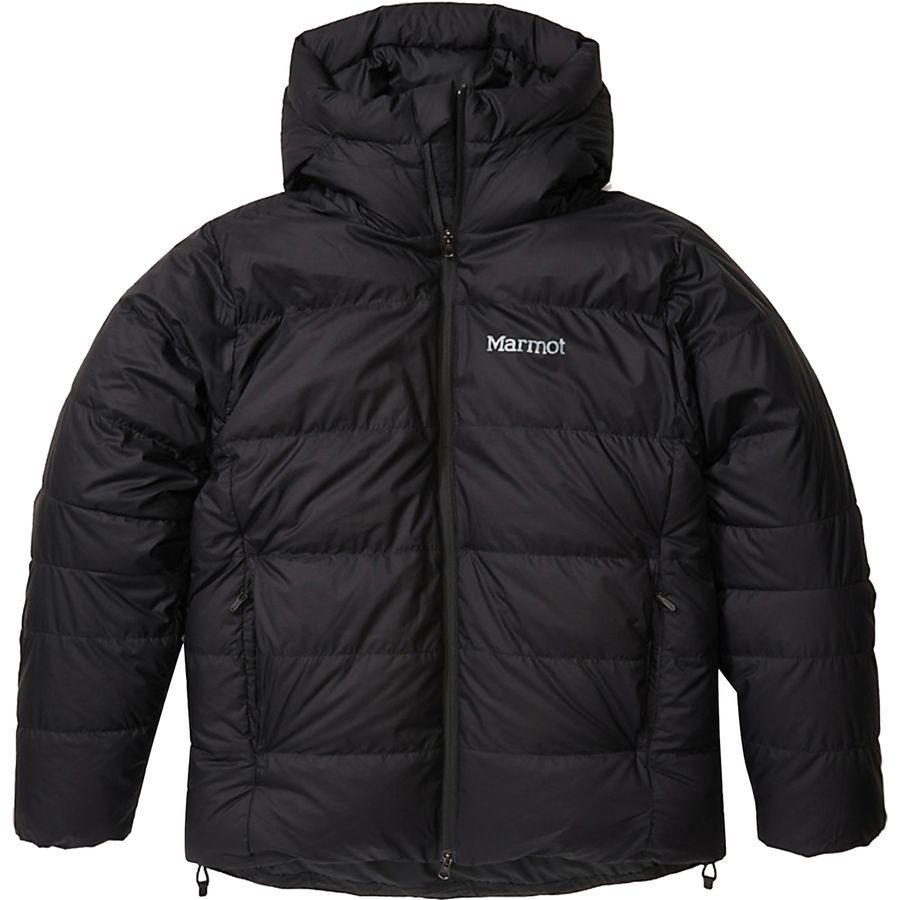 【エントリーでポイント10倍】(取寄)マーモット メンズ マウント ティンダル フーデッド ジャケット Marmot Men's Mt. Tyndall Hooded Jacket Black