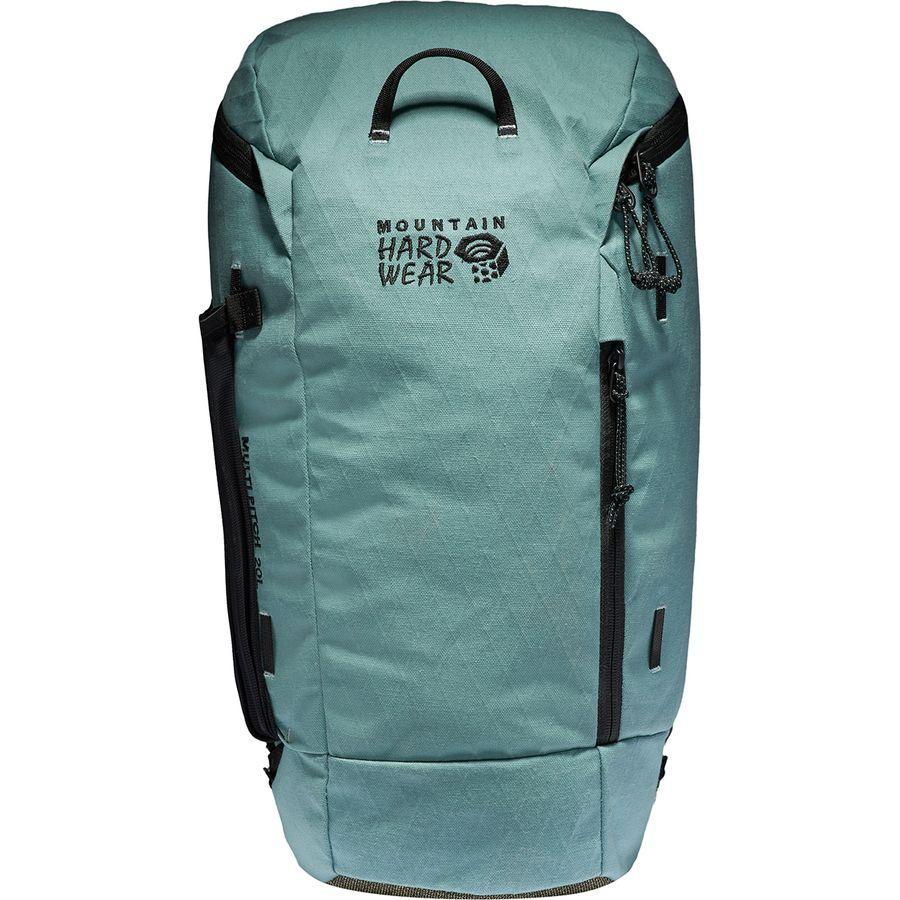 (取寄)マウンテンハードウェア ユニセックス マルチ バックパック Mountain Hardwear Men's Multi Backpack Stone Blue