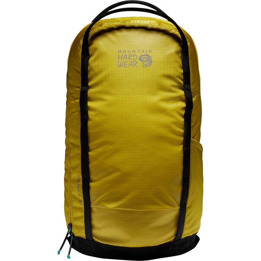 (取寄)マウンテンハードウェア ユニセックス キャンプ 421 バックパック Mountain Hardwear Men's Camp 4 21 Backpack Citron Sun