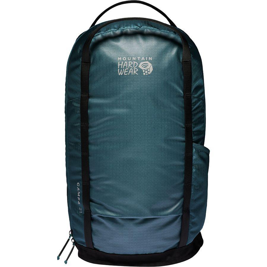 (取寄)マウンテンハードウェア ユニセックス キャンプ 421 バックパック Mountain Hardwear Men's Camp 4 21 Backpack Icelandic