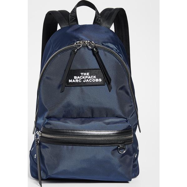 (取寄)マークジェイコブス ザ ラージ バックパック The Marc Jacobs The Large Backpack NightBlue