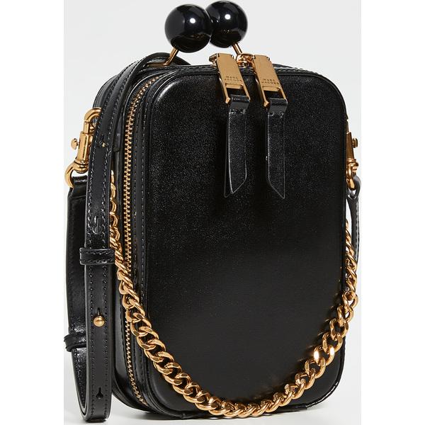 (取寄)マークジェイコブス ザ ヴァニティ マークジェイコブス バッグ The Marc Jacobs The Vanity Marc Jacobs Bag Black