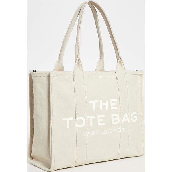 (取寄)マークジェイコブス ザ ラージ トート バッグ The Marc Jacobs The Large Tote Bag Beige