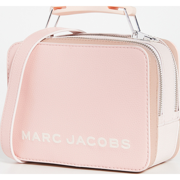 (取寄)マークジェイコブス ザ ボックス 20 バッグ The Marc Jacobs The Box 20 Bag BloomPink