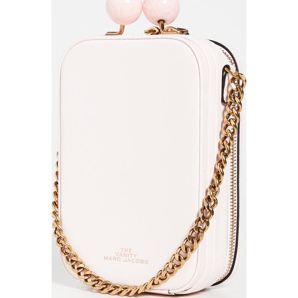 (取寄)マークジェイコブス ザ ヴァニティ バッグ The Marc Jacobs The Vanity Bag PinkTutu