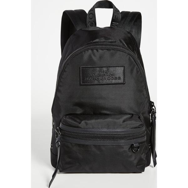 (取寄)マークジェイコブス ミディアム バックパック The Marc Jacobs Medium Backpack Black