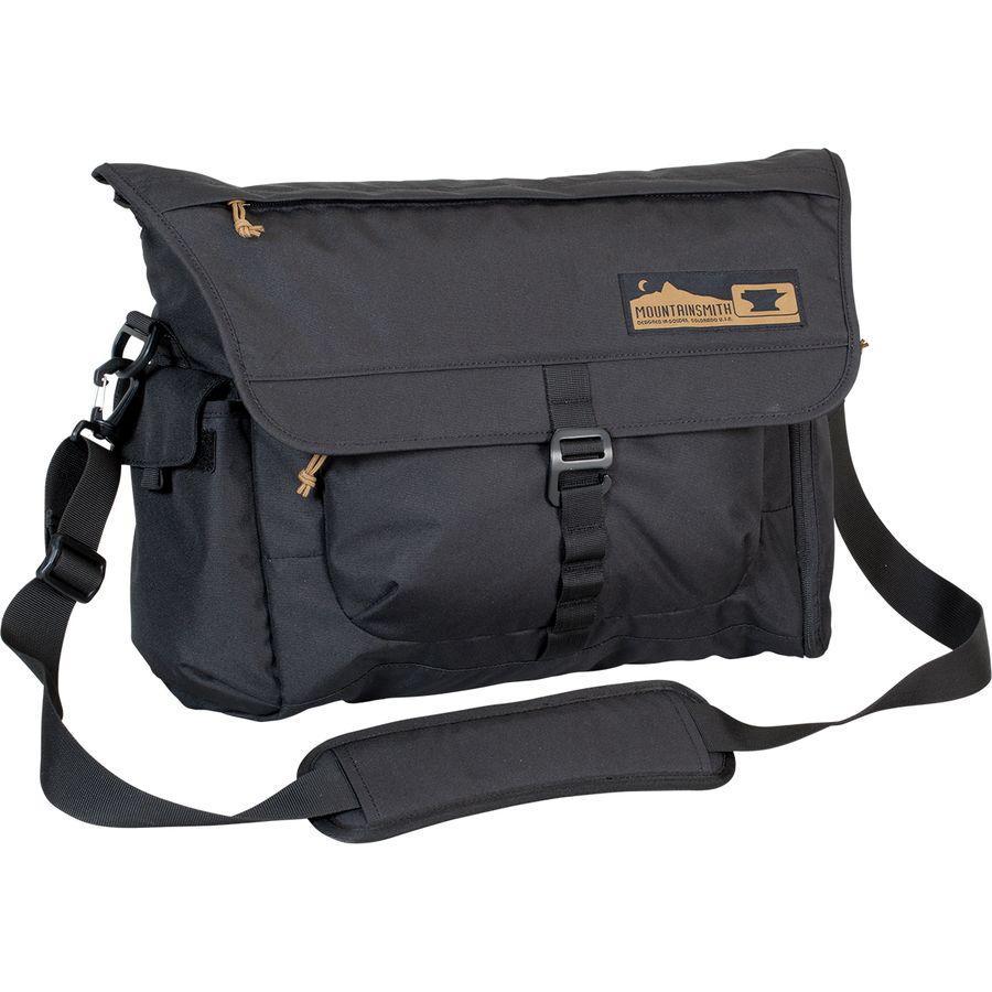 (取寄)マウンテンスミス ユニセックス アドベンチャー 17Lオフィス バッグ Mountainsmith Men's Adventure 17L Office Bag Heritage Black