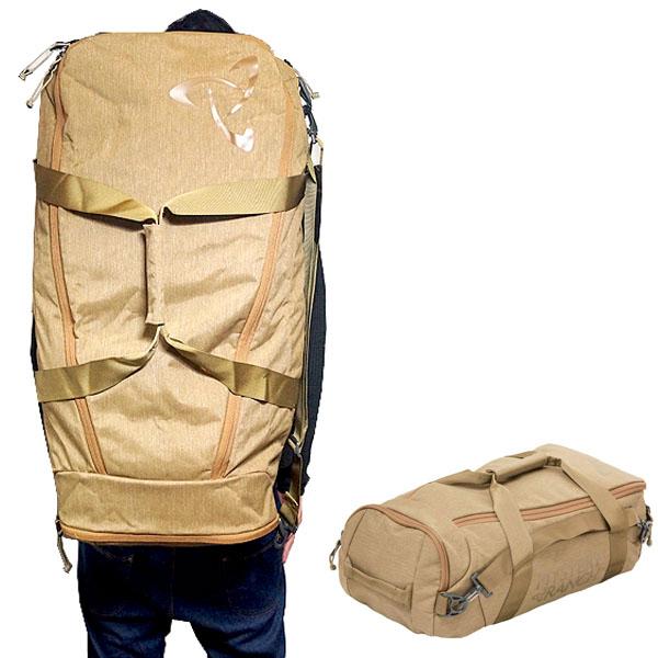 ミステリーランチ リュック 3WAY ショルダーバッグ ミッション ダッフルバッグ コヨーテ 90L Mystery Ranch Mission Duffel Bag
