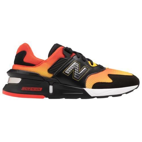 【値下げ】 (取寄)ニューバランス メンズ シューズ 997 スポーツ New Balance Men's Shoes 997 Sport Black Neo Flame, アルマジロ 9c05bf19