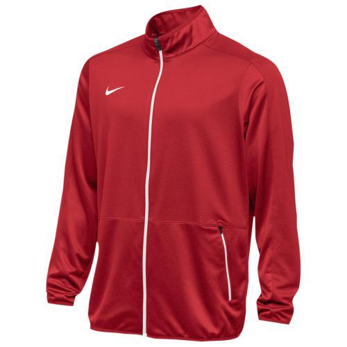 (取寄)ナイキ メンズ チーム ライバルリー ジャケット Nike Men's Team Rivalry Jacket Scarlet White