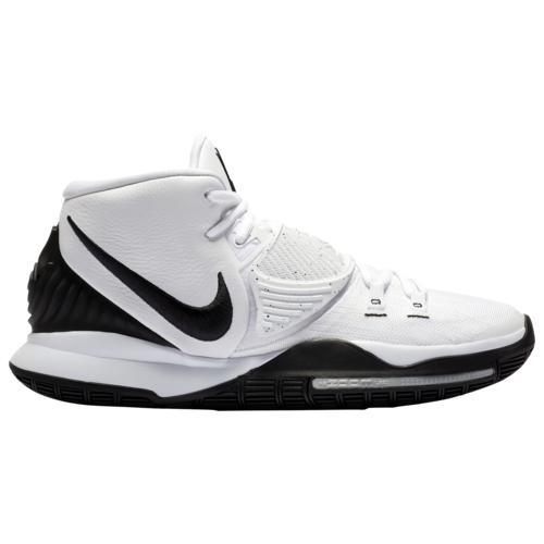 (取寄)ナイキ メンズ シューズ カイリー 6 Nike Men's Shoes Kyrie 6 White Black Pure Platinum