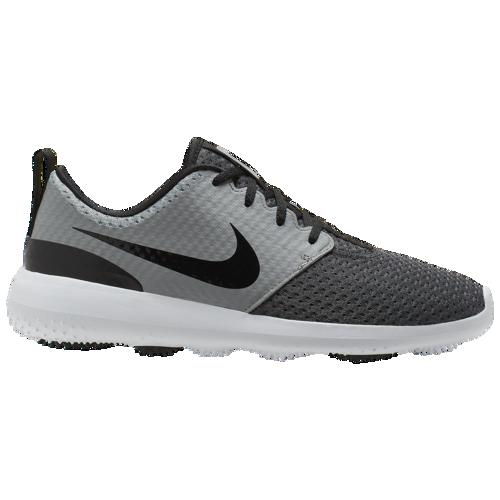 (取寄)ナイキ メンズ ローシ G ゴルフ シュー Nike Men's Roshe G Golf Shoe Anthracite Black Particle Grey