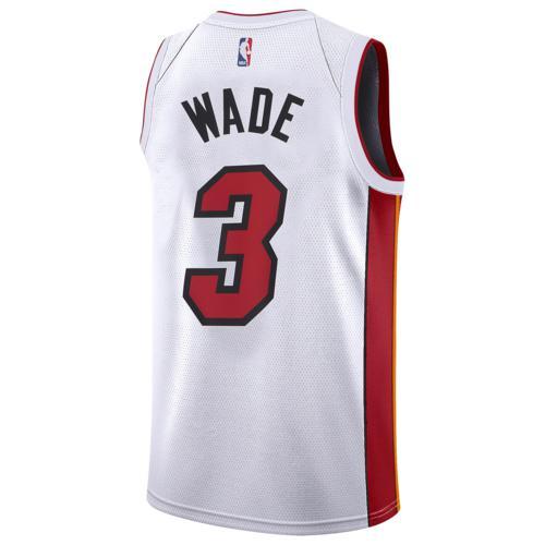 (取寄)ナイキ メンズ NBA スウィングマン ジャージー マイアミ ヒート Nike Men's NBA Swingman Jersey マイアミ ヒート White