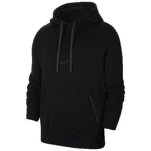 【エントリーでポイント10倍】(取寄)ナイキ メンズ DNA フーディ Nike Men's DNA Hoodie Black Off Noir