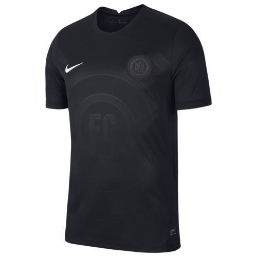 (取寄)ナイキ メンズ FC ホーム ジャージー Nike Men's FC Home Jersey Black White