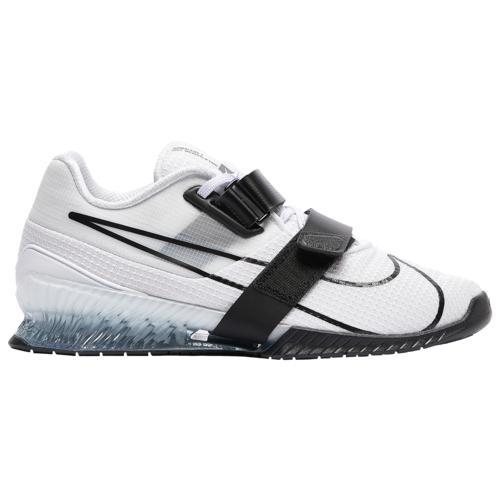 (取寄)ナイキ メンズ シューズ ロマレオス 4 Nike Men's Shoes Romaleos 4 White Black White