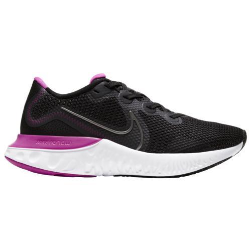 (取寄)ナイキ レディース シューズ リニュー ラン Nike Women's Shoes Renew Run Black Mtlc Dark Grey White