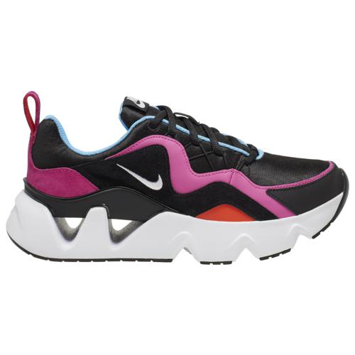 (取寄)ナイキ レディース シューズ RYZ 365 Nike Women's Shoes RYZ 365 Black White Fire Pink Team Orange